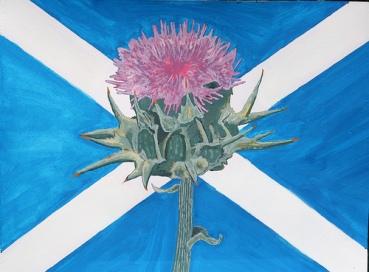 Simbolo Scozia - Mediazione Linguistica Talenti